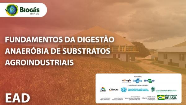 Fundamentos da Digestão Anaeróbia de Substratos Agroindustriais