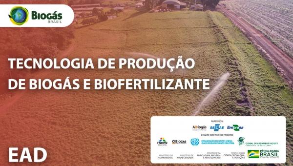 Tecnologias de Produção de Biogás e Biofertilizantes