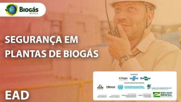 Segurança em Plantas de Biogás