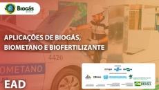 Aplicações do Biogás, Biometano e Biofertilizante